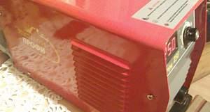 Новая сварка-инвертор Эпсилон-Профи 250,кейс,маска