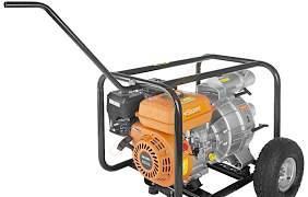 Бензиновая мотопомпа Sturm BP-8750GV грязевая