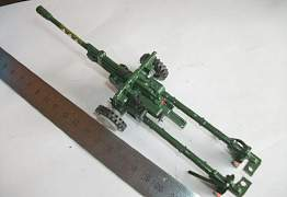 Пушка зис 3-76 дивизионная металл модель 143 СССР