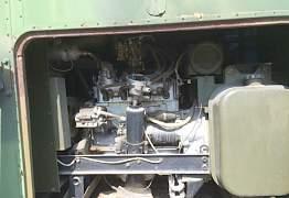 Кунг-электростанция с хранения