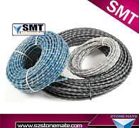 Алмазная нить для резки бетона (синий)