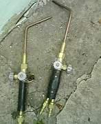Горелка ацетиленовая и наконечники