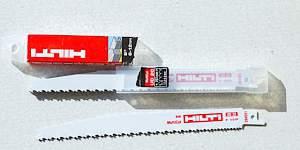 Полотно сабельной пилы Hilti MultiCut UD20 #284551