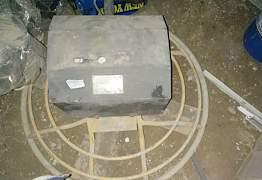 Машина затирочная тсс DMD900