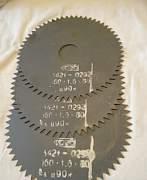 Пилы дисковые по дереву СССР