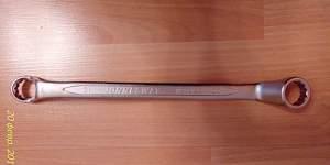 Ключ Jonnesway 21х23мм Накидной W232123