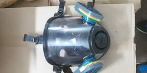 Маска панорамная маг 2 аналог 3М новая с фильтрами