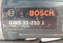 Болгарка Bosch