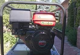 Бензогенератор Хонда ECT6500