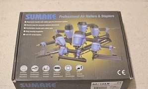 Пневматический степлер Sumake 80/16LN (удлиненный)