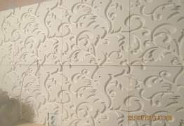 Полиуретановые формы для гипсовых 3D панелей