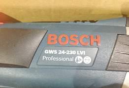 Угловая шлифовальная машина bosch (болгарка )