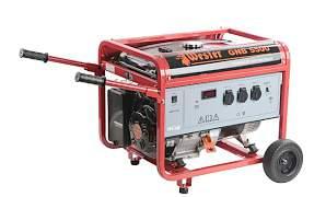 Бензиновый генератор wester GNB5500