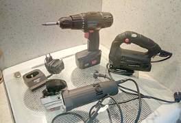 Электроинструменты новые