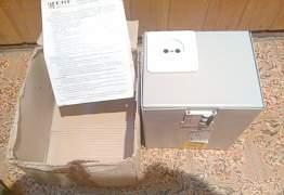Ящик с понижающим трансформатором ятп-0,25 220/36В