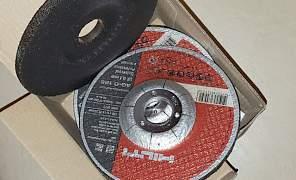 Продам диски отрезные и зачистные, быстроз. патрон