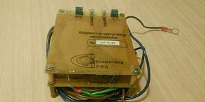 Корректор регулятор напряжения крн - 04