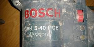 Перфоратор Bosch GBH 5-40 DCE бу