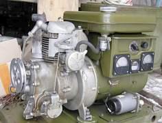 Электростанция (генератор) аб-1-0/230