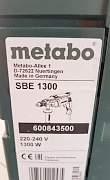 Ударная дрель metabo sbe 1300 600843500