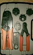 Anli HT-330K Набор инструментов для заделки кабеля