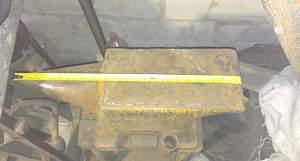 Наковальня 75 кг с подставкой