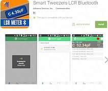 Смарт Tweezers ST5S высокоточный мультиметр LCR
