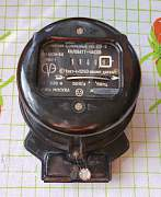 Электросчетчик для дачи, гаража и т.п