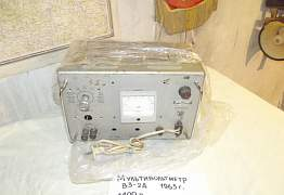 Старые приборы из гаража СССР