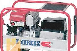 Генератор Endress 6.5 кВт 380 в