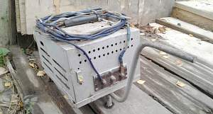 Сварочный аппарат 220-380