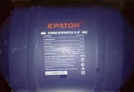 Точильный станок Кратон bg 14-02 торг