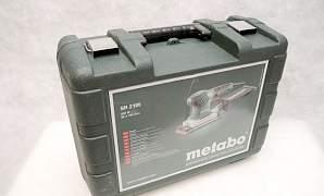 Плоскошлифовальная машина Metabo SR 2185