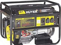 Генераторы бензиновые eurolux и huter