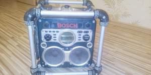 Cтроительный музыкальный центр Bosch