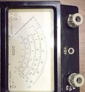 Советский мультиметр Ц4328 в железной коробке